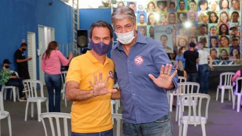 Ex-candidato a Prefeito pelo PT, Marcos Alex, declara apoio a reeleição de Marquinhos