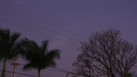 Tempestade: a previsão desta 2ª-feira e dos próximos 10 dias na região Centro-Norte de MS