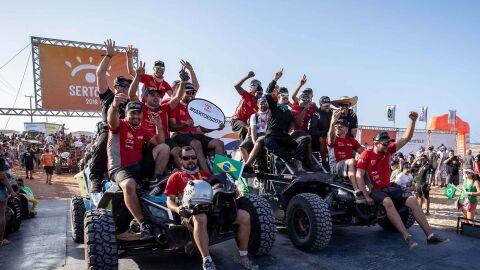 Disponível no streaming, filme sobre Rally dos Sertões 2019 que teve largada na Capital