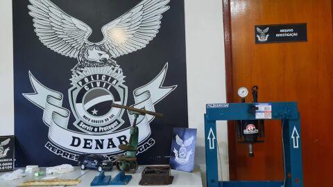 Droga na cueca: dono de lava-jato mantinha laboratório de cocaína no Lageado