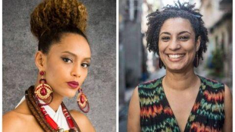 Taís Araújo viverá Marielle Franco em especial 'Falas Negras' em novembro