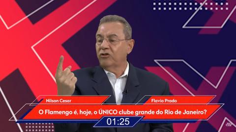 """Vídeo: """"Sem os negros, futebol brasileiro não é nada é medíocre"""", diz comentarista"""