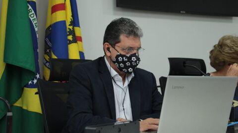 """""""Trabalho por Campo Grande continua"""", destaca vereador Professor João Rocha"""