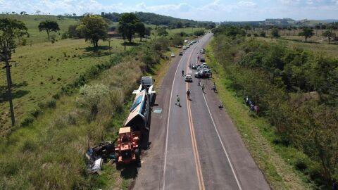 Governo paulista identifica as 41 vítimas do acidente; 25 são mulheres e 16 homens