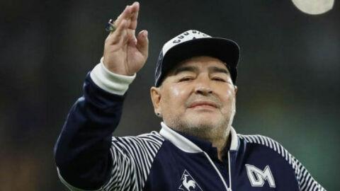 Autópsia do corpo de Maradona revela causa da morte