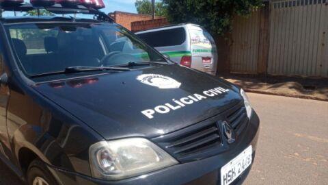 Filha encontra mãe morta e nua em cima da cama, polícia investiga crime sexual