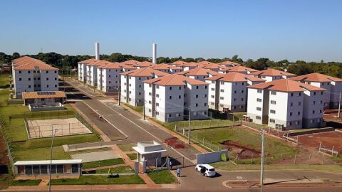 Sorteio define bloco e apartamento de famílias selecionadas em dois residenciais na capital