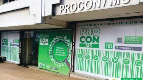 Procon suspende expediente para desinfecção do prédio
