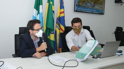 Plano para retomada econômica de Campo Grande é detalhado em Audiência na Câmara