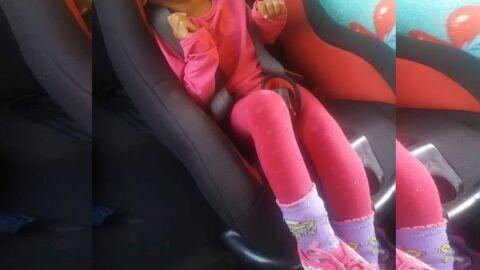 Com filha especial, mãe lamenta carro roubado na porta da UPA Universitário