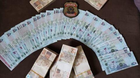 PF prende 40 pessoas em 4 países e apreende 200kg de cocaína