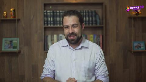 """""""A vitória vai vir"""", diz Boulos após levar mais de 2 milhões de votos em SP"""