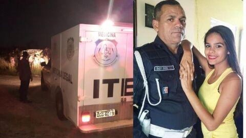 Vídeo: desespero de PM chamado para acidente; descobriu que a filha era uma das vítimas
