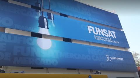Funsat fecha novembro ofertando 219 vagas para 57 profissões