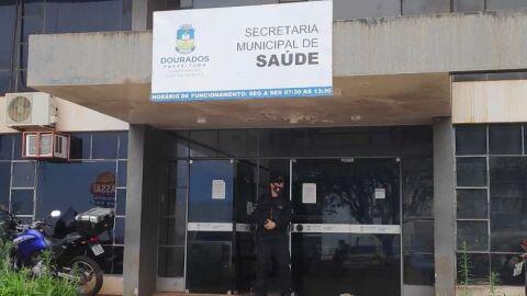 Gaeco realiza oitava operação no mandato de Délia Razuk