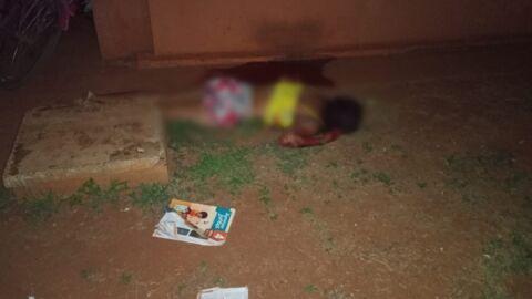 Mulher é assassinada a facadas pelo ex-namorado durante a madrugada