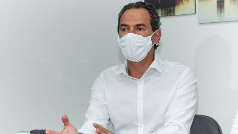 Marquinhos cumpre lançamento de pacote de obras de R$ 1,3 bilhão na Capital