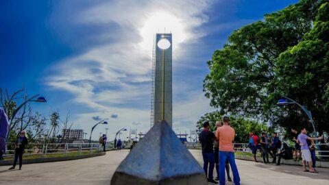 Macapá terá eleição neste domingo, se der 2º turno ocorre 5 dias antes do Natal