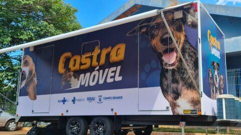 Castramóvel chega na capital, mas serviços devem começar em 2021