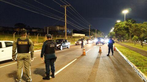 Neste ano, 1,4 mil condutores foram flagrados embriagados em Campo Grande