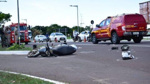 Militar de 22 anos morre atropelado por caminhão na Duque de Caxias