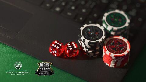 Vegas Crest Casino traz as melhores promoções e benefícios em cassino online