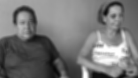 Vídeo: 'Jurados', casal de idosos espancados por jovem lutador diz viver com medo em casa