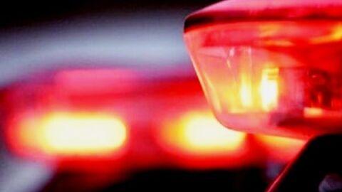 Foragido da justiça é esfaqueado e pula de ambulância durante o resgate