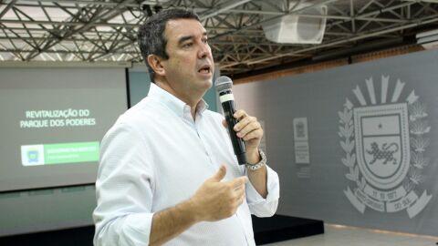 Governo anuncia reforma do Parque dos Poderes; custaria R$ 9,5 milhões em 2016