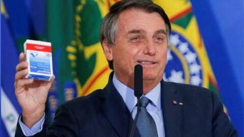 Bolsonaro gasta quase R$ 90 milhões em remédios ineficazes, mas ainda não pagou Butantan por vacinas