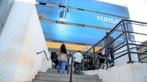 Funsat: Entre 658 vagas de emprego, eletricista tem 202 e técnico de enfermagem 100