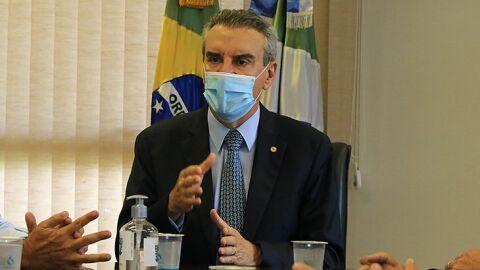 Presidente da Alems, Paulo Corrêa assume como governador em exercício de MS
