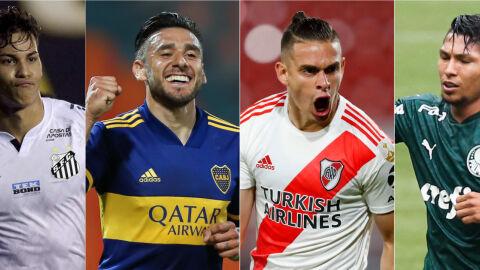 Fifa comete gafe e coloca jogador corintiano para destacar Palmeiras na Libertadores