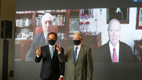 Governo de SP reúne ex-presidentes da República em ato sobre importância da vacina contra a covid-19
