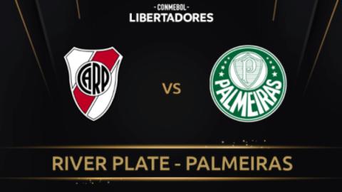Veja onde assistir Palmeiras e River Plate na Libertadores