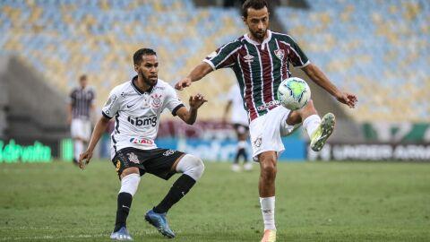 Corinthians enfrenta o Fluminense no Brasileiro e tenta vitória