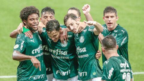 Palmeiras supera PSG e é 2º em ranking dos melhores times do mundo da IFFHS