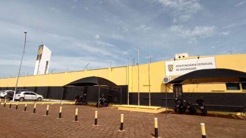Número de detentos com covid-19 passa de 4 mil em MS