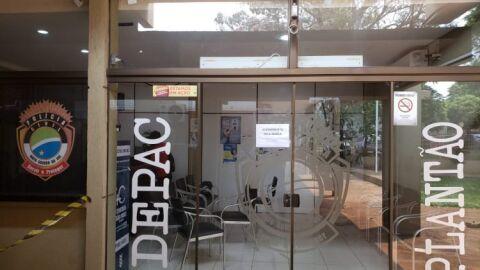 Homem é assaltado ao sair de agência bancária em MS