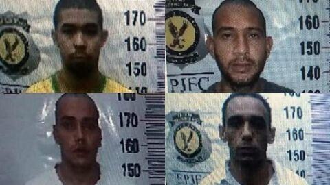 Quatro fogem da Máxima, entre eles um que assassinou policiais militares