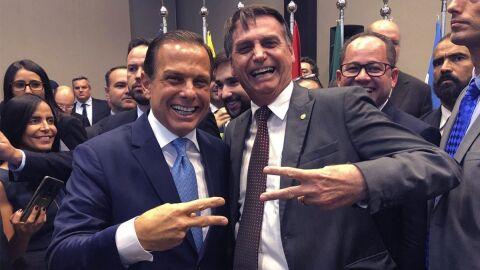 Derrotado por Dória, Bolsonaro reativa Gabinete do Ódio, diz UOL