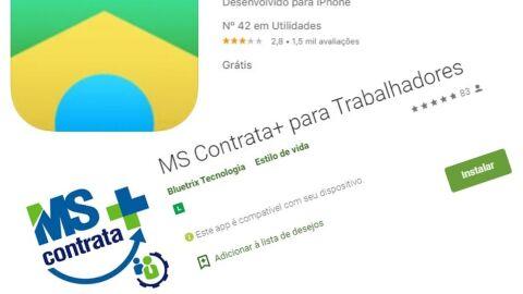 Funtrab e Funsat chamam atenção do trabalhador para seus aplicativos