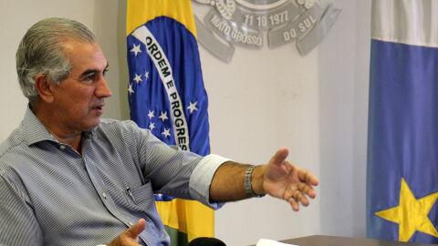 Governador de MS lança pacote com obras de pavimentação e restauração