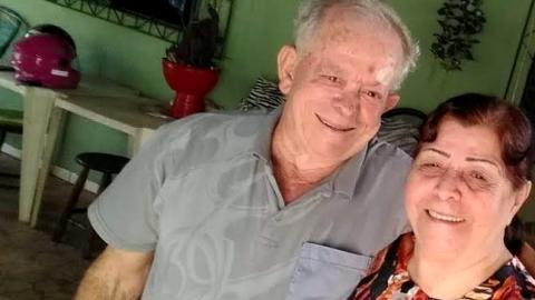 Após matar a esposa e queimar casa por ciúmes, morre idoso de 76 anos