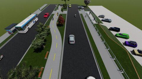 Parque dos Poderes ganhará sua primeira revitalização na história