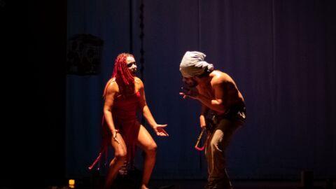 Pela 1ª vez no palco, aos 38 anos, Silvia concorre a prêmio teatral