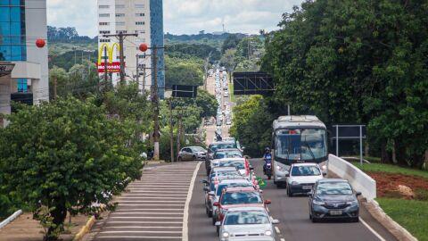 Manifestação pelo impeachment de Bolsonaro é constrangida pela Guarda na Capital