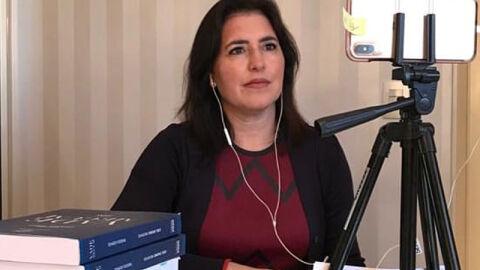 Simone Tebet diz que MDB tem candidato ao governo do Estado