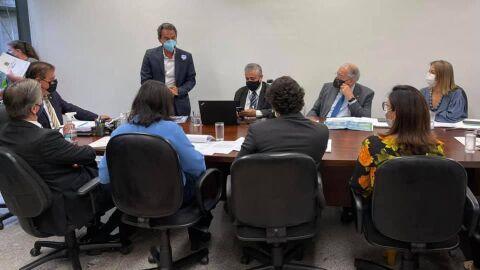 Com prefeito da Capital, Bancada federal garante R$ 420 milhões para MS