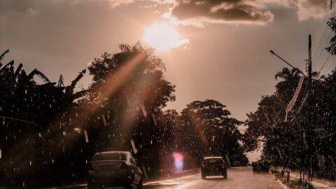 Previsão do tempo: MS pode ter combinação de raios, chuvas e ventos nesta 5ª-feira